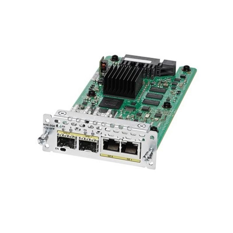Cisco NIM-2GE-CU-SFP