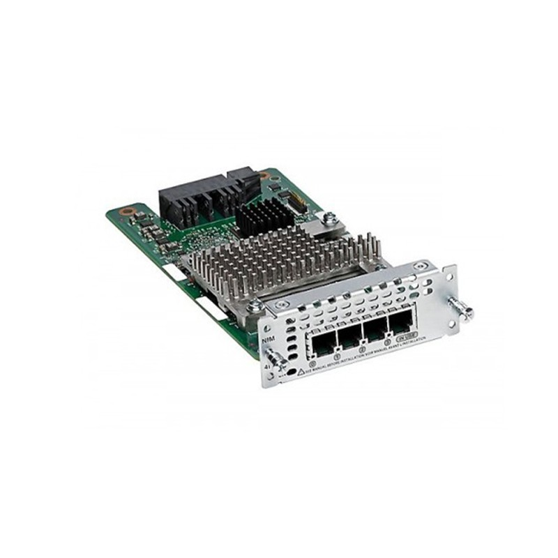 Cisco NIM-4FXS