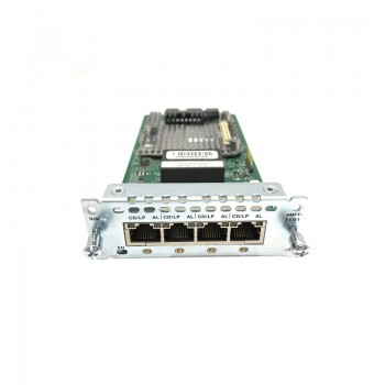 Cisco NIM-4MFT-T1/E1=