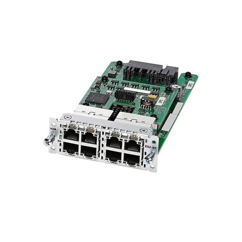 Cisco NIM-ES2-8-P