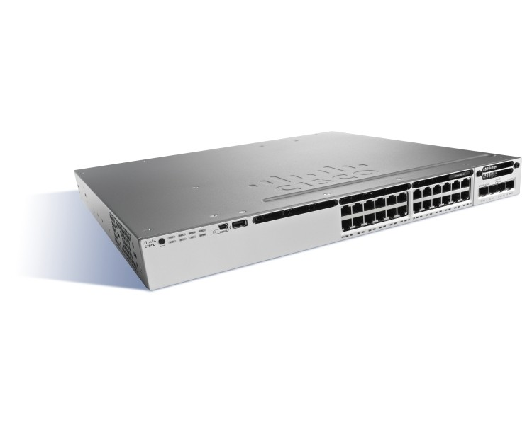 Cisco WS-C3850-24T-L