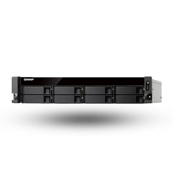 NAS BOX QNAP TS-863XU-RP-4GB