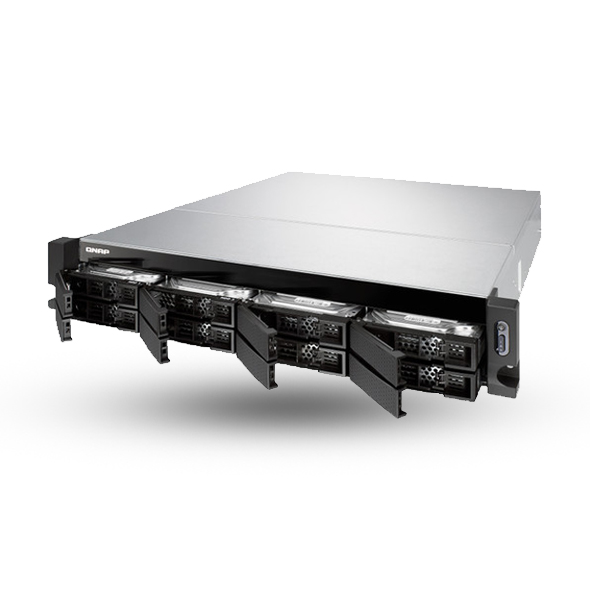 NAS BOX QNAP TS-863XU-RP-4GB_2
