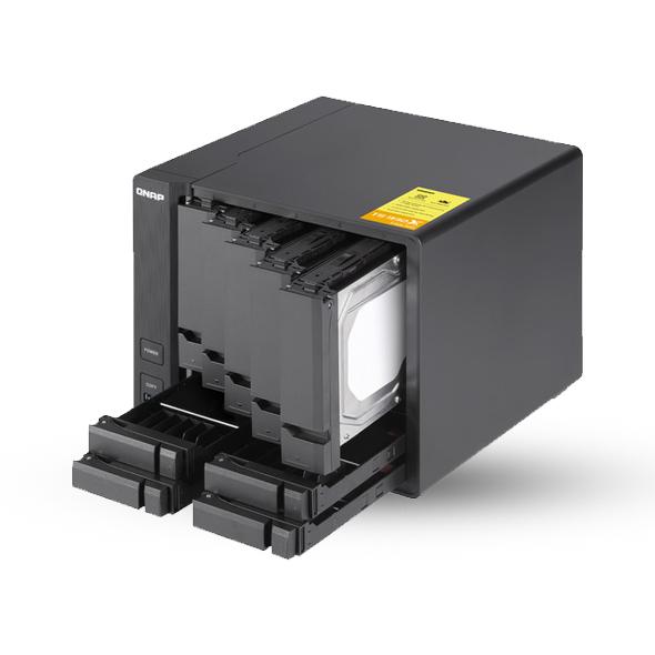 NAS BOX QNAP TS-932X, 2GB_2